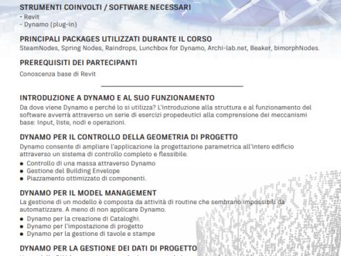 Dynamo Corso 2 Giornate - Strategie Digitali per Orienta+Trium